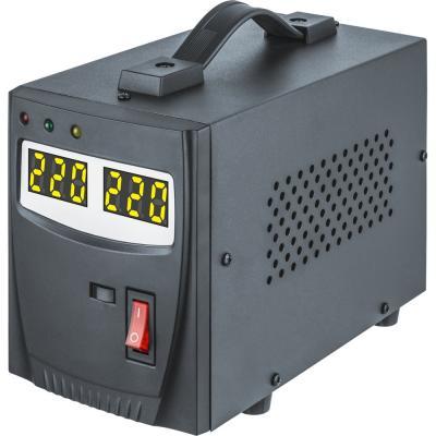 Стабилизатор напряжения Navigator 61 766 NVR-RF1-1000 релейного типа 1000 ВА, однофазный, вх.:140– тестер напряжения navigator 71 117 ntp e