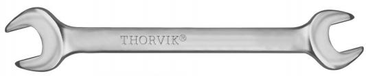 Ключ гаечный рожковый THORVIK W11922 серия ARC 19х22 мм ключ гаечный thorvik w11922