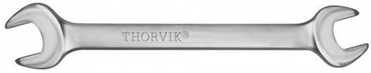 Ключ гаечный рожковый THORVIK W12224 серия ARC 22х24 мм ключ гаечный рожковый vira 10 x 11 мм