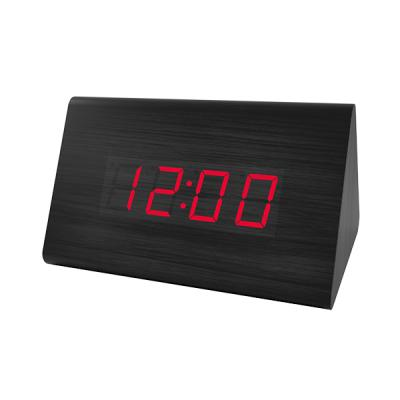 Часы настольные Perfeo PF_A4402 чёрный