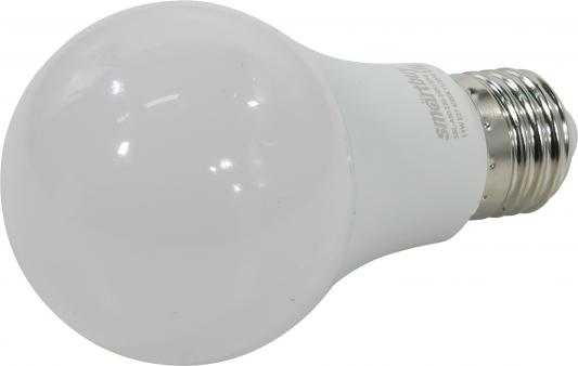 Лампа светодиодная шар Smart Buy SBL-A60-11-40K-E27-A E27 11W 4000K smartbuy hp 50w 4000 e27 sbl hp 50 4k e27