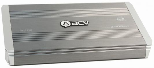 Усилитель автомобильный ACV GX-4.250 четырехканальный цена