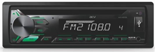 Автомагнитола CD DVD ACV AVD-8010G 1DIN 4x45Вт