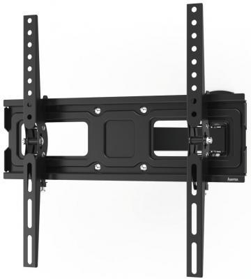 Кронштейн для телевизора Hama 00118127 черный 32-65 макс.30кг настенный наклон кронштейн для телевизора hama h 108717 черный 32 65 макс 35кг настенный наклон