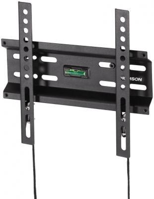 Кронштейн для телевизора Thomson WAB546 черный 19-48 макс.30кг настенный фиксированный