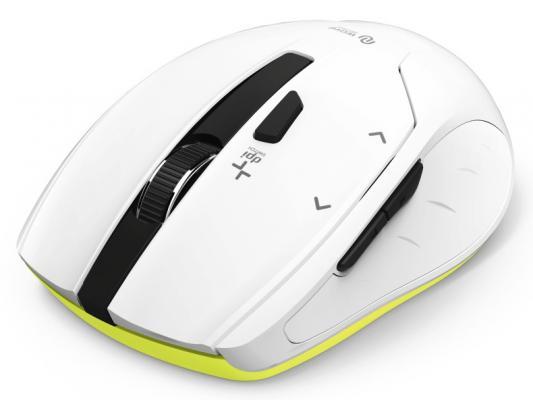 Мышь беспроводная HAMA Milano белый USB + радиоканал 00182638