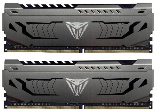 Купить со скидкой Память DDR4 2x8Gb 3000MHz Patriot PVS416G300C6K RTL PC4-24000 CL16 DIMM 288-pin 1.35В dual rank