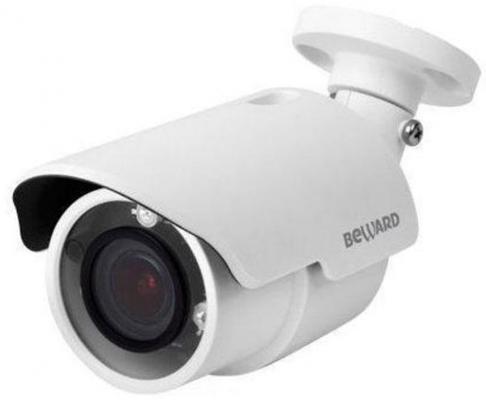 Видеокамера IP Beward BD4640RCV2 (P) 3-10.5мм цветная корп.:белый ip камера beward b2710r