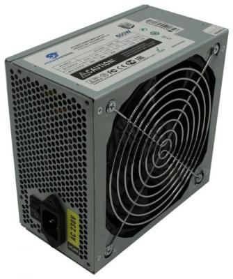Фото - БП ATX 600 Вт PowerCool ATX-600W-APFC-14 блок питания accord atx 1000w gold acc 1000w 80g 80 gold 24 8 4 4pin apfc 140mm fan 7xsata rtl