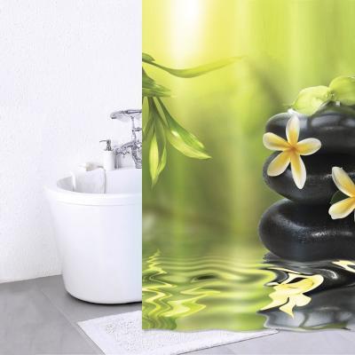 Штора для ванной комнаты Iddis Spa Therapy 180х200см, полиэстер 680P18Ri11 цена