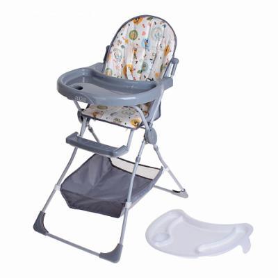 Стульчик для кормления Selby 252 Совы (серый) стульчик для кормления selby 252 зеленый 0005602 05