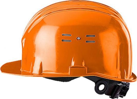 Купить Каска ИСТОК КАС002-1 с храповиком оранжевая, Исток, оранжевый