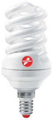 Лампа энергосберегающая спираль Экономка 158716 E27 25W 4200K