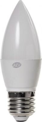 Лампа светодиодная свеча Rev ritter 32347 1 E27 7W 2700K свеча honda lead 90