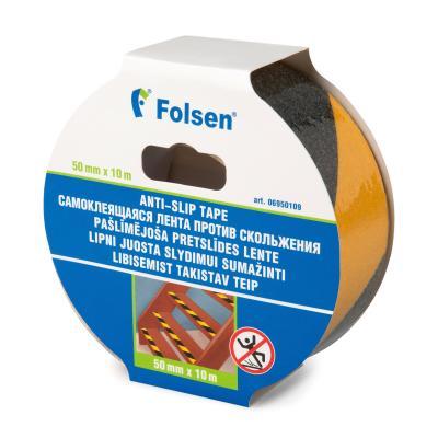 Лента Folsen 6950109 электроизоляционная тканевая лента folsen 19ммх15м 0153015