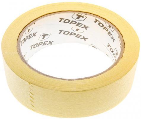 Лента малярная TOPEX 23B204  48ммх35 метров желтая