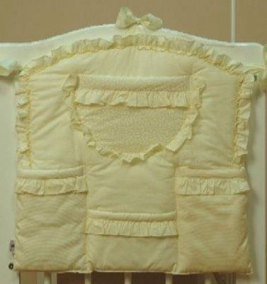 Карман на кроватку Bombus Светик (желтый)