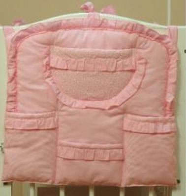 Карман на кроватку Bombus Светик (розовый)