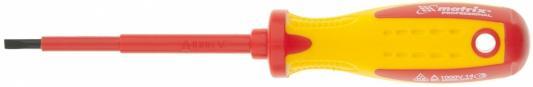 Отвертка MATRIX 12914 insulated sl3.0 x 80мм crmo до 1000 в двухкомп. рукоятка отвертка matrix insulated sl8 0 x 150 мм crmo до 1000 в двухкомпонентная рукоятка