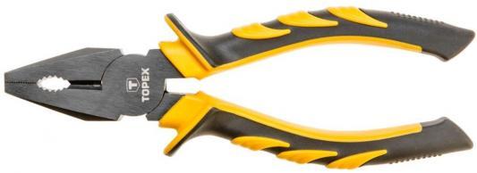 Плоскогубцы TOPEX 32D020 комбинированные 160мм плоскогубцы aist 71111106 комбинированные 160мм