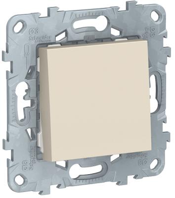 Выключатель Schneider Electric NU520144 — бежевый