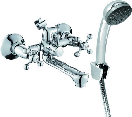 цена на Смеситель для ванны KONNER ELC2510 с аксессуарами