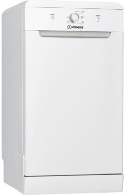 Посудомоечная машина Indesit DSCFE 1B10 RU белый (узкая)
