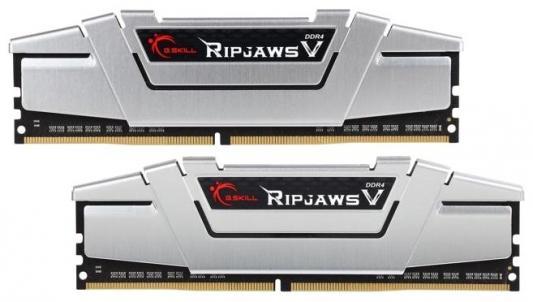 Оперативная память 16Gb (2x8Gb) PC4-19200 2400MHz DDR4 DIMM CL15 G.Skill F4-2400C15D-16GVS