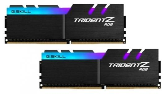 Оперативная память 16Gb (2x8Gb) PC4-24000 3000MHz DDR4 DIMM CL14 G.Skill F4-3000C14D-16GTZR