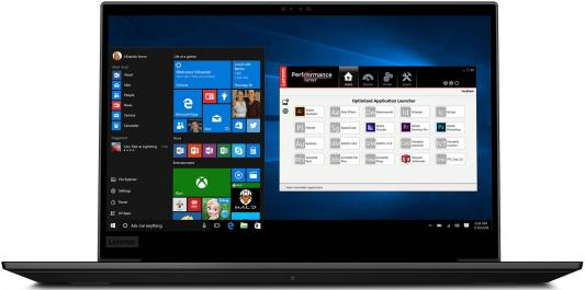 Ноутбук Lenovo ThinkPad P1 Xeon E-2176M/32Gb/SSD1Tb/nVidia Quadro P2000 4Gb/15.6/IPS/Touch/UHD (3840x2160)/Windows 10 Professional/black/WiFi/BT/Cam ноутбук lenovo thinkpad p1 core i7 8750h 16gb 512gb ssd nv quadro p1000 4gb 15 6 uhd touch win10pro black