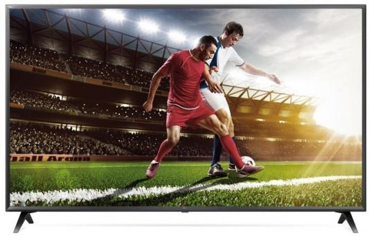 Телевизор LG 55UU640C черный