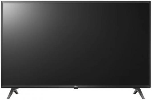 Телевизор LED 43 LG 43UU640C черный 3840x2160 50 Гц Smart TV Wi-Fi USB RJ-45 Bluetooth Для наушников телевизор 49 lg 49lk6200 черный 1920x1080 50 гц wi fi smart tv usb rj 45 bluetooth