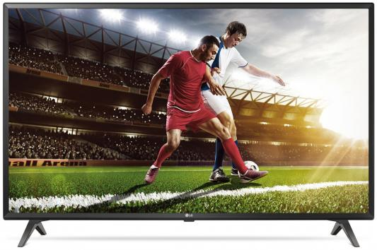 Телевизор LED LG 60 60UU640C черный/Ultra HD/200Hz/DVB-T2/DVB-C/DVB-S2/USB/WiFi/Smart TV (RUS) samsung 32 ue32n5000auxru черный full hd 200hz dvb t2 dvb c usb rus