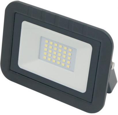 Прожектор VOLPE ULF-Q511 10W/WW IP65 220-240в black светодиодный. теплый белый свет 3000К прожектор уличный светодиодный тонкий корпус 27w 2800k теплый белый цвет серый