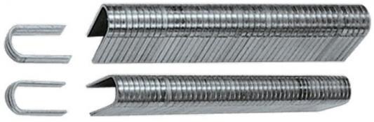 Фото - Скобы MATRIX 41414 14мм для кабеля закаленные для степлера 40901 тип 36 1000 шт скобы для степлера matrix 6 мм 1000 шт