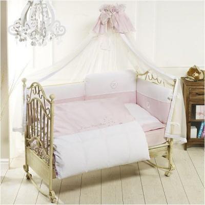 Балдахин Feretti Petit Bebe (pink)
