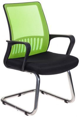 Кресло Бюрократ MC-209/SD/TW-11 спинка сетка салатовый TW-03A сиденье черный TW-11 кресло бюрократ mc 201 h dg tw 11 спинка сетка серый tw 04 сиденье черный