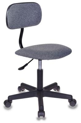 Кресло Бюрократ CH-1201NX/G темно-серый 3C1 кресло бюрократ ch 687axsn темно серый