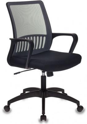 Картинка для Кресло Бюрократ MC-201/DG/TW-11 спинка сетка серый TW-04 сиденье черный TW-11