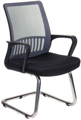 Кресло Бюрократ MC-209/DG/TW-11 спинка сетка серый TW-04 сиденье черный TW-11 цена