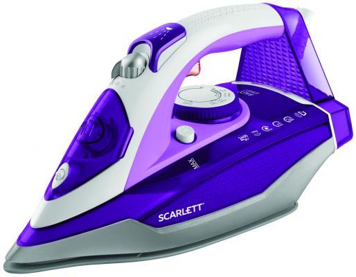 лучшая цена Утюг Scarlett SC-SI30K36 2600Вт фиолетовый