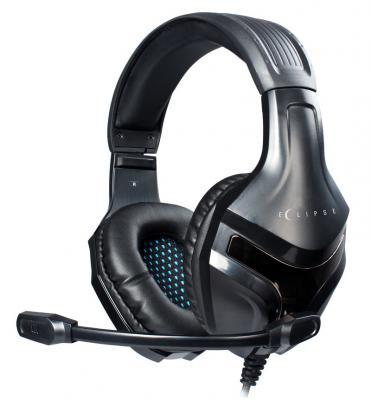 цена на Игровая гарнитура проводная Oklick HS-L370G черный