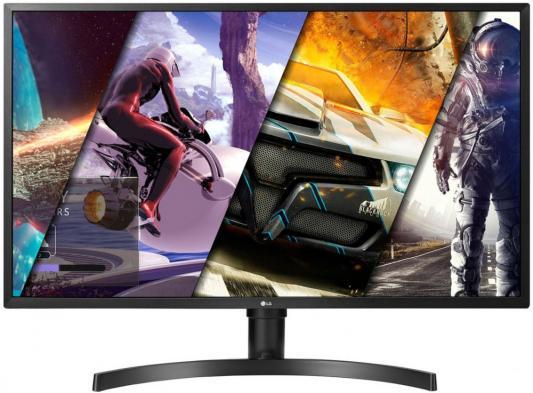 Монитор LG 31.5 32UK550-B черный VA LED 4ms 16:9 HDMI M/M матовая HAS Pivot 3000:1 300cd 178гр/178гр 3840x2160 DisplayPort Ultra HD 7кг монитор samsung 43 c43j890dki черный pls led 5ms 32 9 hdmi m m матовая has pivot 3000 1 300cd 178гр 178гр 3840x1200 displayport fhd usb 15кг