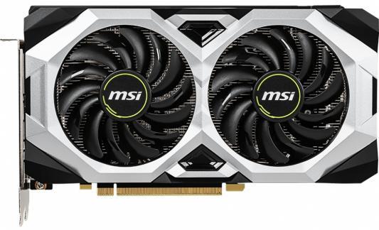 Видеокарта MSI nVidia GeForce RTX 2060 VENTUS OC PCI-E 6144Mb GDDR6 192 Bit Retail (RTX 2060 VENTUS 6G OC)