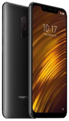 Смартфон Xiaomi Pocophone F1 128 Гб черный (19993) смартфон