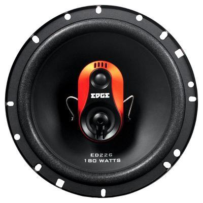 Колонки автомобильные Edge ED226-E8 4Ом 16см (6дюйм) (ком.:2кол.) коаксиальные