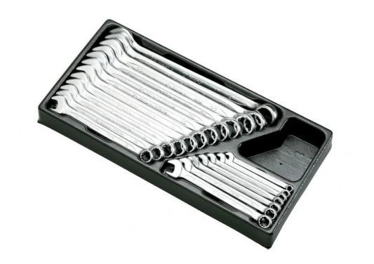 Набор ключей HANS TT-29 ложемент ключи комбинированные 19шт цена