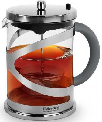 Картинка для 1061-RDS Чайник заварочный 1,0 л Crystal Grey