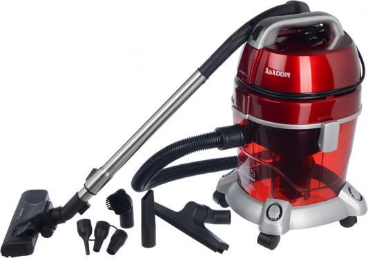 Пылесос First FA-5546-3-RE сухая влажная уборка красный тепловентилятор first fa 5571 8 re 2000 вт красный