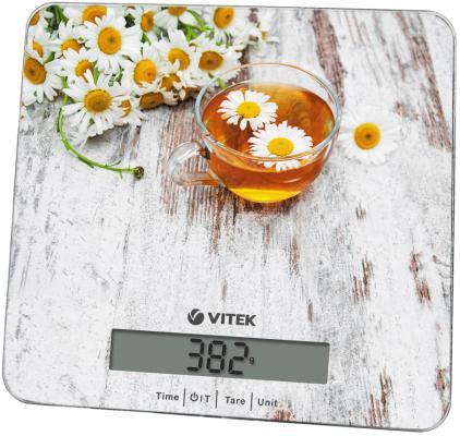 Весы кухонные Vitek VT-8008 рисунок хелло долли